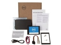 Dell Upgrade Kit - solid state drive - 256 GB - SATA 6Gb/s