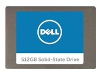 Dell - solid state drive - 512 GB - SATA