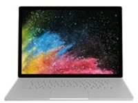 "Microsoft Surface Book 2 - Tablet - with keyboard dock - Core i7 8650U / 1.9 GHz - Win 10 Pro 64-bit - 16 GB RAM - 512 GB SSD - 15"" touchscreen 3240 x 2160 - GF GTX 1060 - Wi-Fi, Bluetooth - silver - kbd: English - North America - commercial"