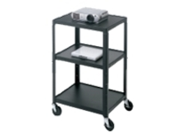 Bretford Adjustable Audio Visual Cart A2642-TZ - cart