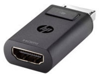 HP DisplayPort to HDMI Adapter - video adapter - DisplayPort / HDMI