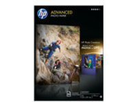 HP Advanced Glossy Photo Paper - photo paper - 50 sheet(s) - A4