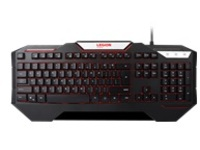Lenovo Legion K200 - keyboard - US - black