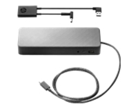 HP Universal - docking station - 2 x DP