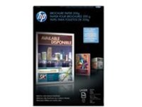 HP - brochure paper - 100 sheet(s) - 215.9 x 279.4 mm - 200 g/m²