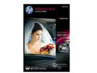 HP Premium Plus - photo paper - 100 sheet(s) - 102 x 152 mm - 300 g/m²