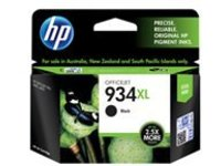 HP 934XL - black - original - ink cartridge