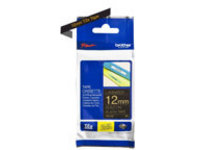 Brother TZe-334 - laminated tape - 1 roll(s) - Roll (1.2 cm x 8 m)