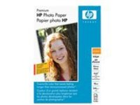 HP Premium Plus - photo paper - 20 sheet(s) - 102 x 152 mm - 230 g/m²