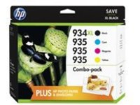 HP 934XL/935 Value Pack - 4-pack - black, yellow, cyan, magenta - original - ink cartridge