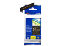 Brother TZe-354 - laminated tape - 1 roll(s) - Roll (2.4 cm x 8 m)
