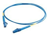 C2G 10m LC-LC 9/125 Simplex Single Mode OS2 Fiber Cable - Blue - 33ft - patch cable - 10 m - blue