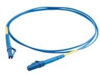 C2G 2m LC-LC 9/125 Simplex Single Mode OS2 Fiber Cable - Blue - 6ft - patch cable - 2 m - blue