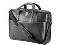 HP Professional Leather Case notebook carrying case
