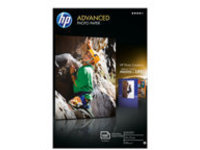 HP Advanced Glossy Photo Paper - photo paper - 100 sheet(s) - 100 x 150 mm - 250 g/m²