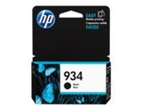 HP 934 - pigmented black - original - ink cartridge