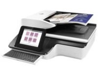 HP ScanJet Enterprise Flow N9120 fn2 - document scanner - desktop - USB 2.0, Gigabit LAN, USB 2.0 (Host)