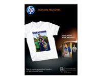 HP - iron-on transfers - 12 pcs. - A4