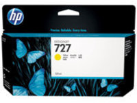 HP 727 - dye-based yellow - original - ink cartridge