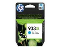 HP 933XL - High Yield - cyan - original - ink cartridge