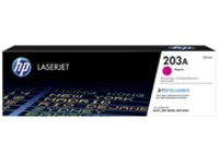 HP 203A - yellow - original - LaserJet - toner cartridge (CF543A)