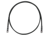 Panduit TX6 PLUS patch cable - 50 m - black