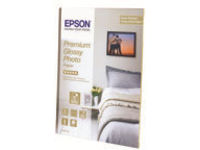 Epson Premium Glossy Photo Paper - photo paper - 20 sheet(s) - Super A3/B