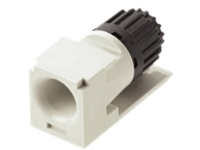 Panduit MINI-COM Fiber Cable Strain Relief Modules - cable strain relief