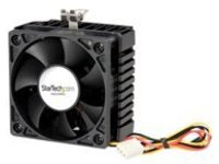 StarTech.com 65x60x45mm Socket 7/370 CPU Cooler Fan w/ Heatsink & TX3 connector (FAN370PRO) processor cooler