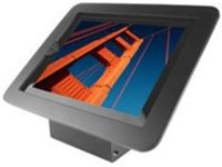 "Compulocks Executive 45° iPad 9.7"" Wall Mount / Counter Top Kiosk Black - mounting kit"