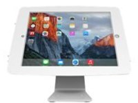 Compulocks Space 360 iPad Mini Counter Top Kiosk White - stand