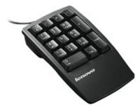 Lenovo ThinkPad - keypad - English - black