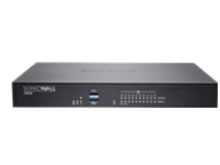 SonicWall TZ600P - Advanced Edition - security appliance - Secure Upgrade Plus