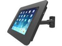 "Compulocks Rokku Swing Arm iPad 9.7"" / Galaxy Tab A 9.7"" / S2 9.7"" / S3 9.7"" Wall Mount Black - mounting kit"