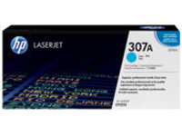 HP 307A - cyan - original - LaserJet - toner cartridge (CE741A)