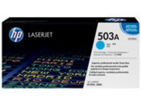 HP 503A - cyan - original - LaserJet - toner cartridge (Q7581A)