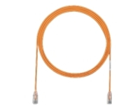 Panduit TX6-28 Category 6 Performance - patch cable - 20 cm - orange