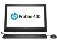 "HP ProOne 400 G3 - all-in-one - Core i5 7500T 2.7 GHz - 4 GB - 128 GB - LED 20"" - UK layout"