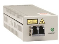 Allied Telesis AT DMC1000/LC - fiber media converter - GigE