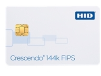 HID Crescendo 144k security smart card