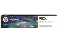 HP 982A - yellow - original - PageWide - ink cartridge