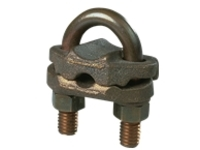 Panduit Structured Ground GPL Series grounding clamp