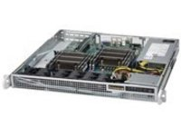 Supermicro SC514 441 - rack-mountable - 1U - extended ATX