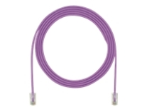 Panduit TX5e-28 Category 5E Performance - patch cable - 12.8 m - violet