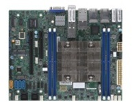 SUPERMICRO X11SDV-16C-TP8F - motherboard - FlexATX - Intel Xeon D-2183IT