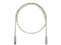 Panduit TX6A-SD 10Gig patch cable - 33.5 m - gray