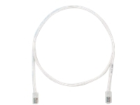 Panduit TX5e patch cable - 2.5 m - off white