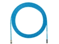 Panduit PanZone SAJR Series patch cable - 6.1 m - blue