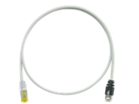 Panduit TX5e patch cable - 2 m - international gray