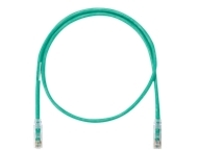 Panduit NetKey patch cable - 2.1 m - green